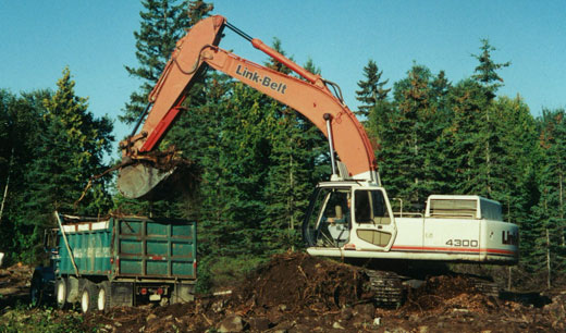 Grey and Bruce Counties - Ontario, Excavating & Haulage